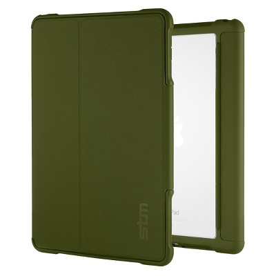 STM Dux Ultra Protective Case for iPad Mini 4 - Green