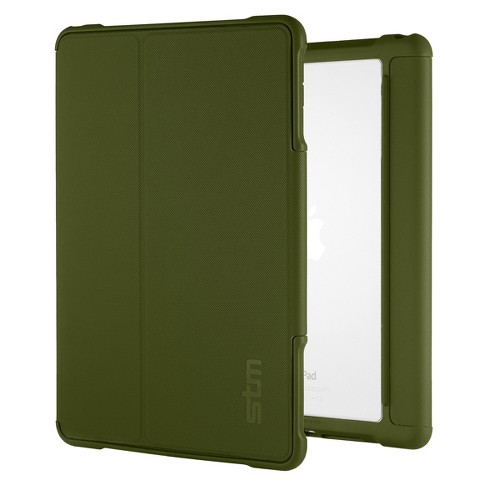 STM Dux Ultra Protective Case for iPad Mini 4 - Green - image 1 of 5