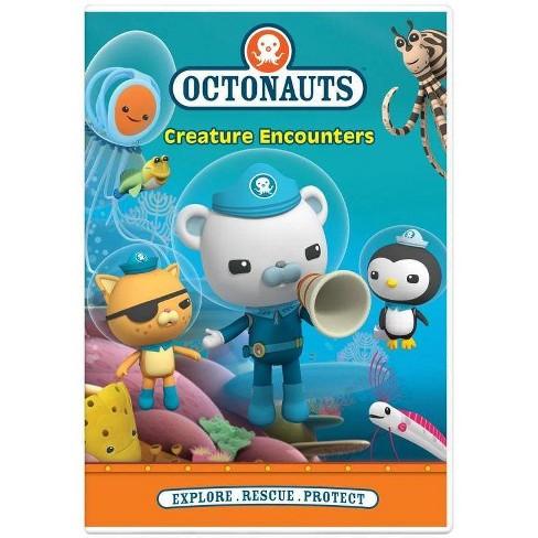 Octonauts: Creature Encounters (DVD) - image 1 of 1
