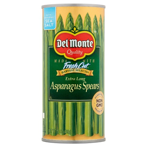 Del Monte Extra Long Asparagus Spears 15 oz - image 1 of 1