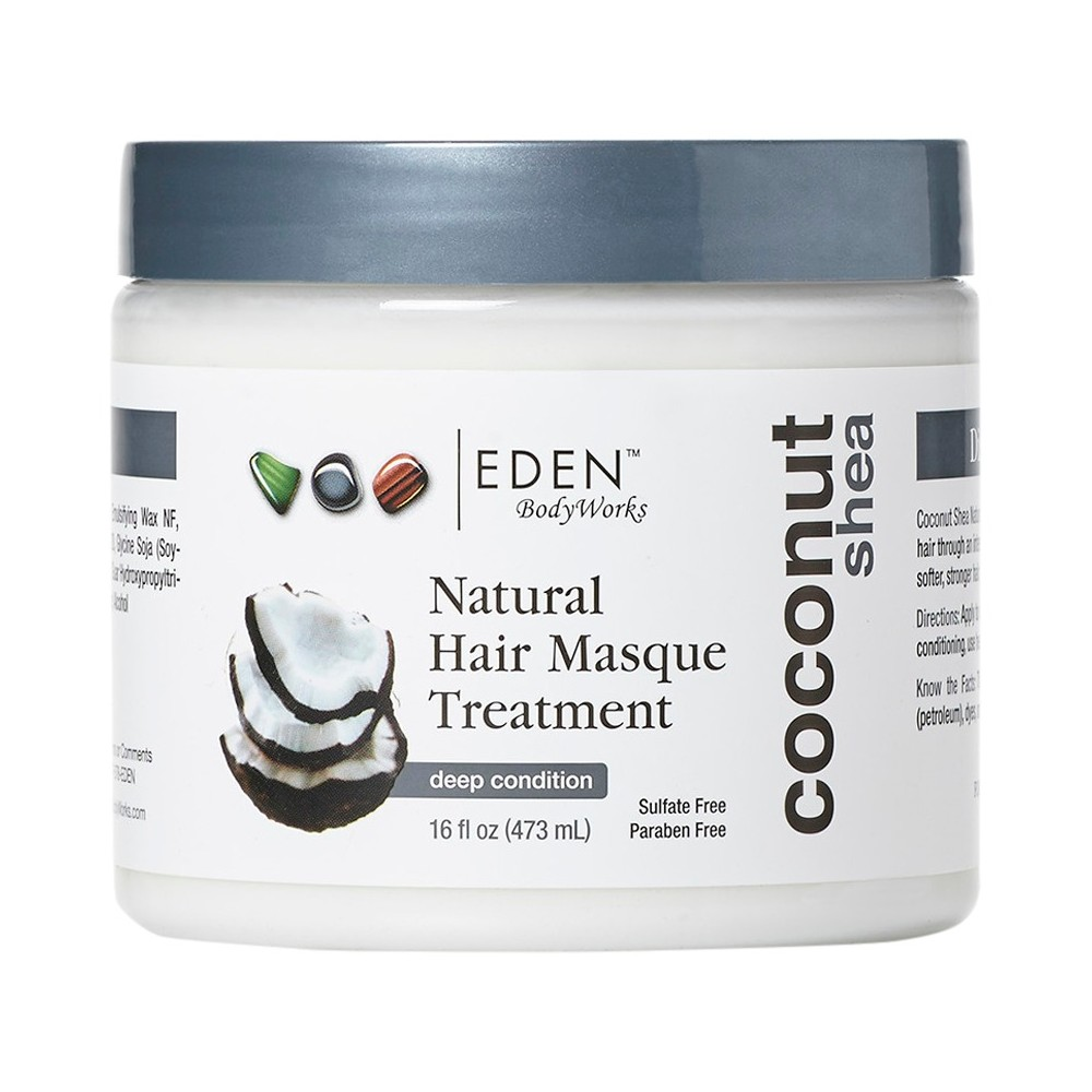 Image of Eden BodyWorks Coconut Shea Hair Masque - 16 fl oz