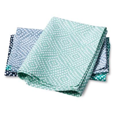 Green Polka Dots Napkin (Set of 4)- Threshold™
