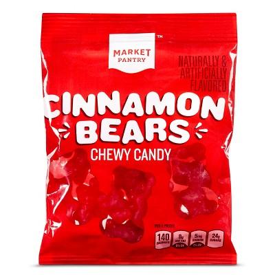 Chewy Cinnamon Bears - 6oz - Market Pantry™