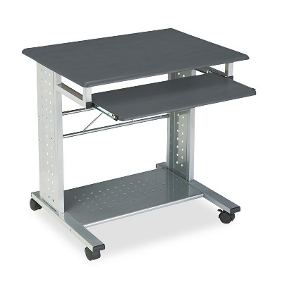 Mayline Empire Mobile PC Cart 29-3/4w x 23-1/2d x 29-3/4h Anthracite 945ANT