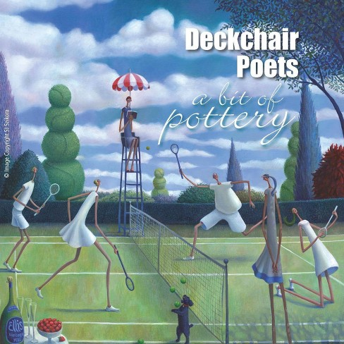 Deckchair Poets - Bit Of Pottery (CD) - image 1 of 1