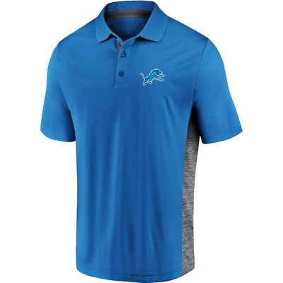 NFL Detroit Lions Men's Spectacular Polo Shirt
