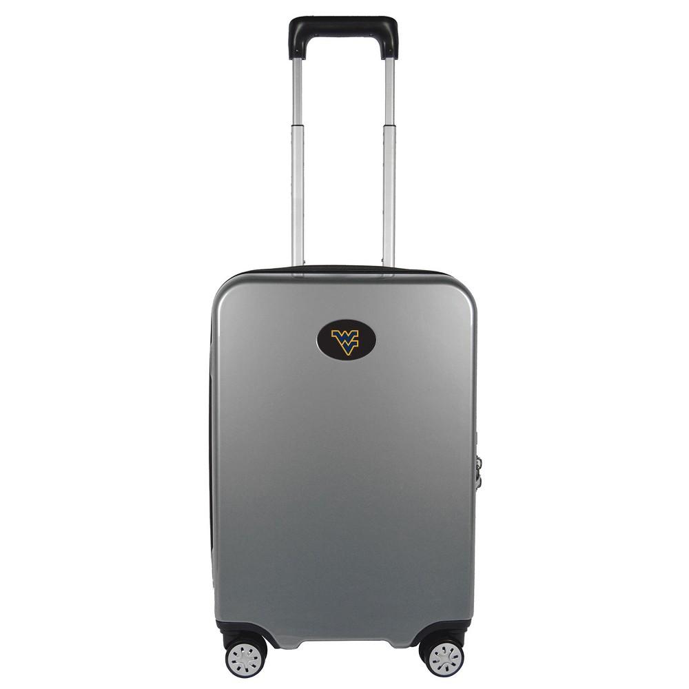 NCAA West Virginia Mountaineers 22 Premium Hardcase Spinner Suitcase