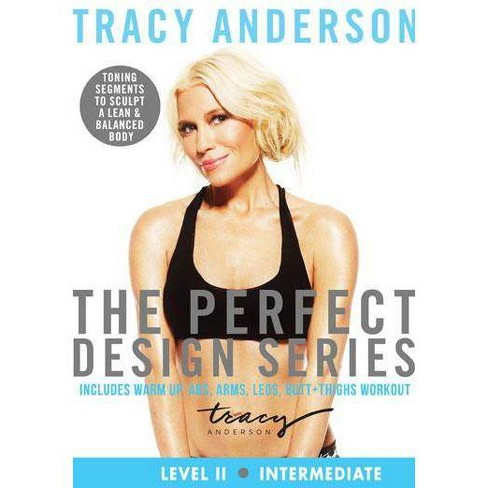 Tracy Anderson: Perfect Design Series Level 2 (DVD) - image 1 of 1