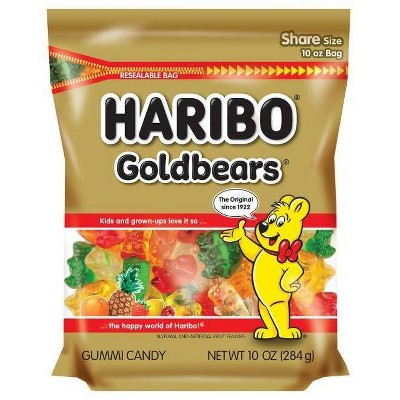 Haribo Goldbears - 10oz