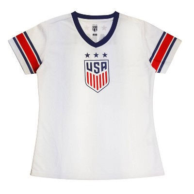 promo code ad1e3 b2f0b FIFA U.S. Women's Soccer 2019 World Cup Alex Morgan Girls' Jersey