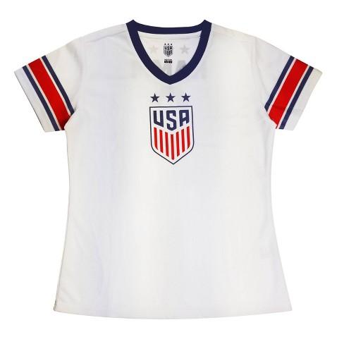 FIFA U.S. Women's Soccer 2019 World Cup Alex Morgan Girls' Jersey - image 1 of 2