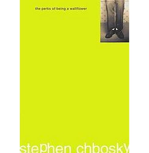 The Perks of Being a Wallflower (Paperback) by Stephen Chbosky - image 1 of 1