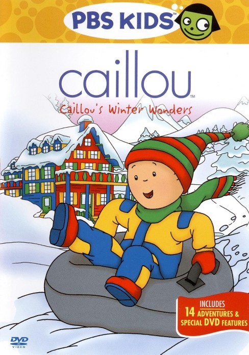 Caillou: Caillou's Winter Wonders - image 1 of 1