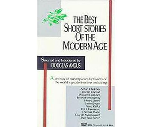 Best Short Stories of the Modern Age (Revised) (Paperback) - image 1 of 1