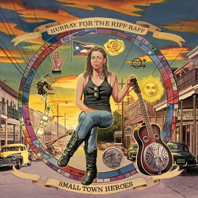 Hurray For The Riff Raff - Small Town Heroes (LP) (Vinyl)