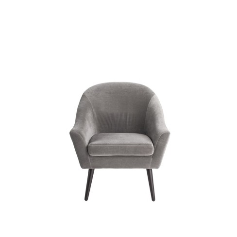 Laurel Accent Chair Gray - Adore Decor - image 1 of 4