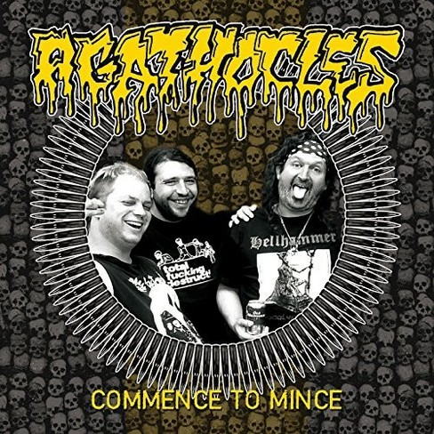 Agathocles - Commence To Mince (CD) - image 1 of 1
