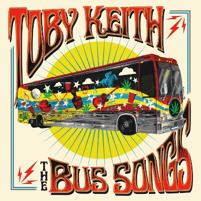 Toby Keith - The Bus Songs (CD)