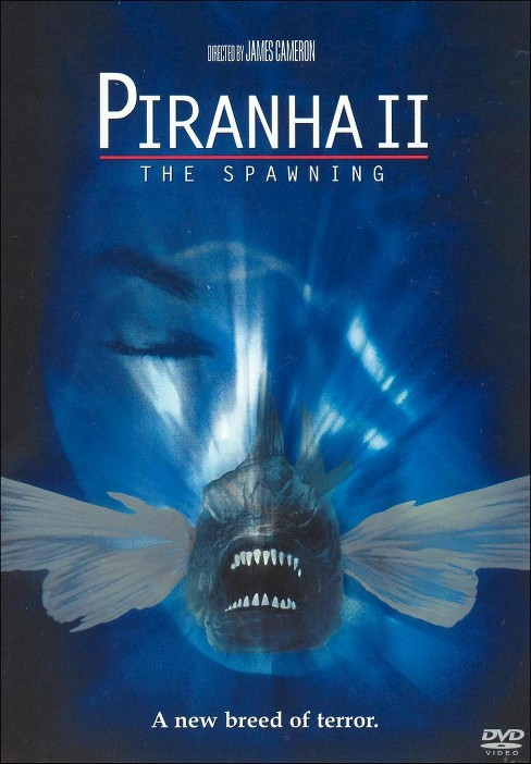 Piranha ii - the spawning (DVD) - image 1 of 1