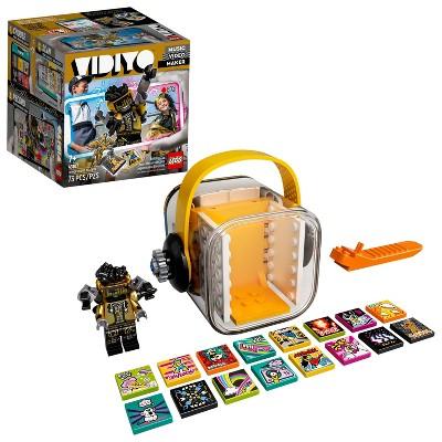 LEGO VIDIYO HipHop Robot BeatBox Building Toy 43107