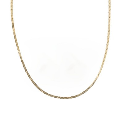 Sanctuary Project Snake Chain Necklace Gold