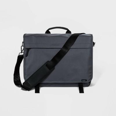 Men's Messenger Bag - Goodfellow & Co™ Gray