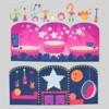 3pk Felt Play Set - Bullseye's Playground™ - image 2 of 4