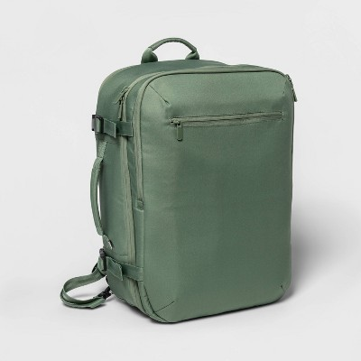 19'' Travel Backpack Green - Made By Design™