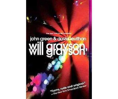 Will Grayson, Will Grayson (Reprint) (Paperback) by John Green - image 1 of 1