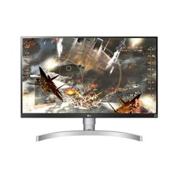 LG 27UK650-W 27  Class 4K UHD IPS LED Monitor with HDR 10, FreeSync, 3840x2160, Reader Mode