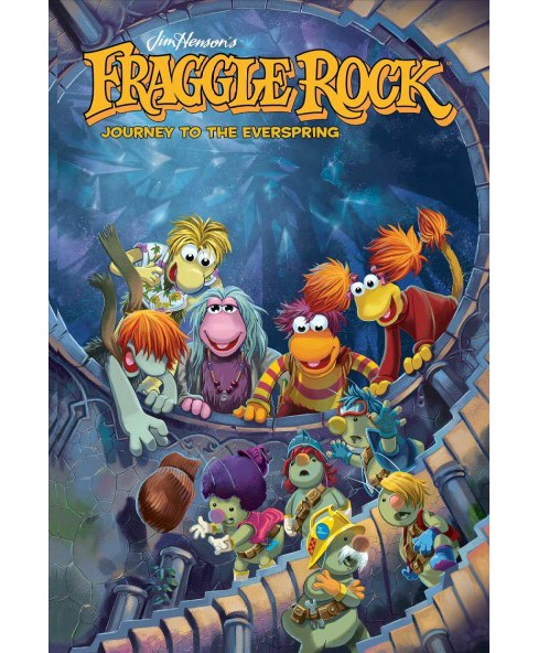 Jim Henson's Fraggle Rock : Journey to the Everspring -  by Kate  Leth (Paperback) - image 1 of 1
