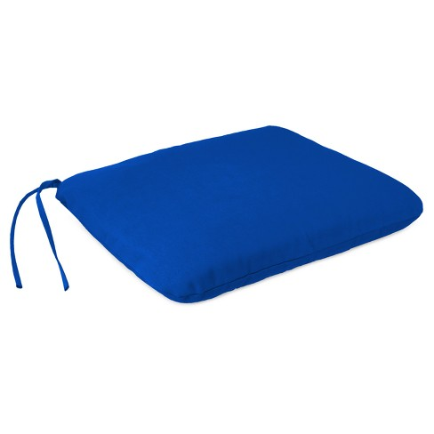 Outdoor dining seat pad in- Jordan Manufacturing - image 1 of 2