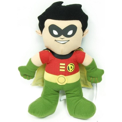 """Toy Factory Super Friend 13"""" Plush Buddy Robin - image 1 of 1"""