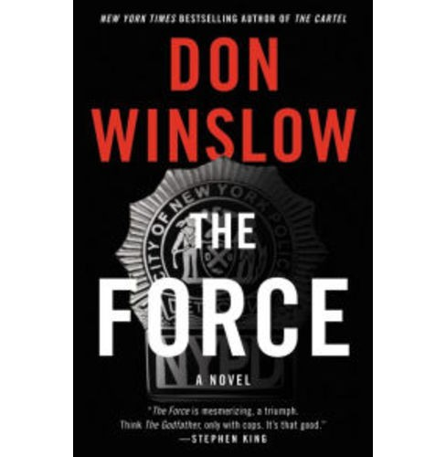 Force -  by Don Winslow (Hardcover) - image 1 of 1