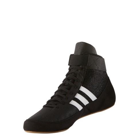 new concept b6f20 ef29e Adidas Mens HVC 2 Wrestling Shoes - Black