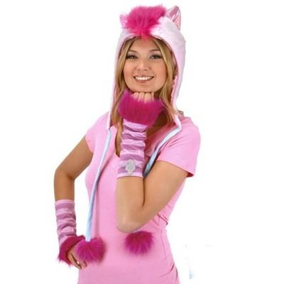 Elope My Little Pony Pinkie Pie Costume Glovettes