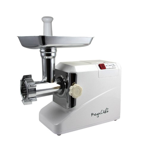 MegaChef Automatic Meat Grinder - White - image 1 of 4