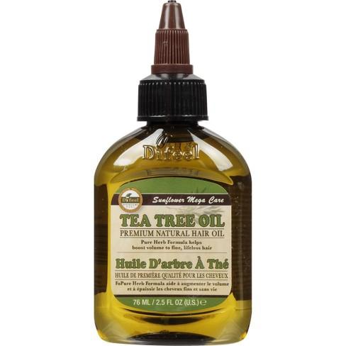 Difeel Premium Natural Hair Tea Tree Oil 2.5 fl oz - image 1 of 3