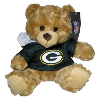 NFL Green Bay Packers 9  Hoodie Bear