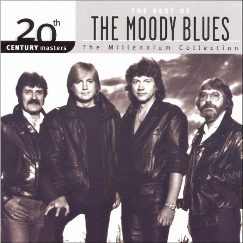 24789eef12ca Moody Blues - 20th Century Masters Millennium Colle (CD)   Target