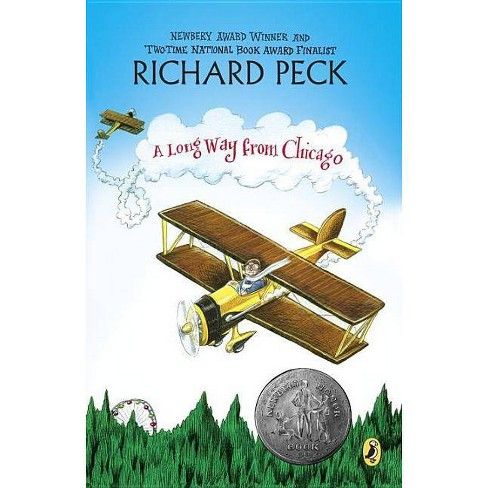 A Long Way from Chicago - (Puffin Modern Classics) by  Richard Peck (Paperback) - image 1 of 1