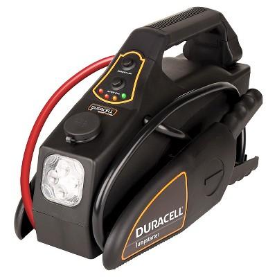 Duracell Portable Emergency Jumpstarter