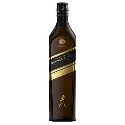 Johnnie Walker Double Black Blended Scotch Whisky - 750ml Bottle