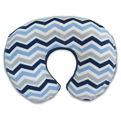 Boppy Boutique Slipcover - Navy/Gray