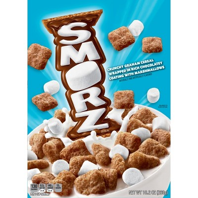 Breakfast Cereal: Smorz