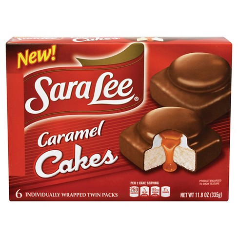 Sara Lee Caramel Cakes - 6ct/11.8oz - image 1 of 1