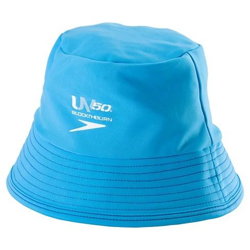 202cbd65b2a Speedo Kids Bucket Hat Light - Blue (Large Extra Large)   Target