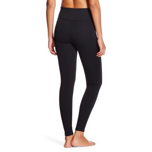 98c504e66fe7e Assets® By Spanx® Women's Ponte Shaping Leggings - Black : Target