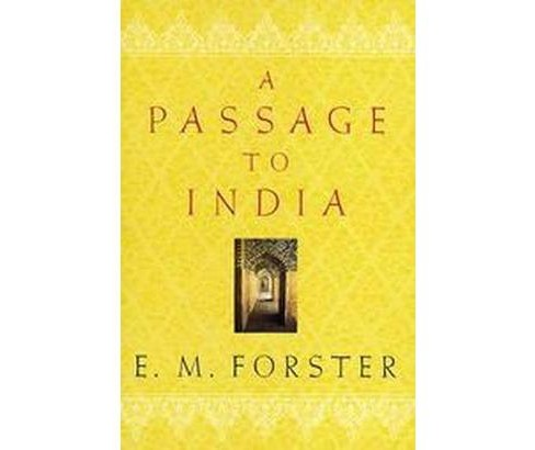 Passage to India (Reissue, Anniversary) (Paperback) (E. M. Forster) - image 1 of 1