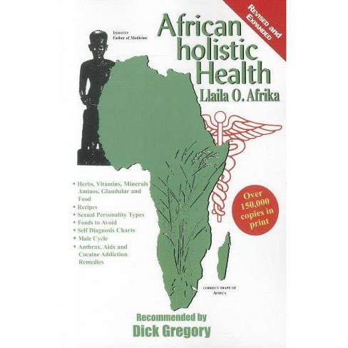 African Holistic Health - by  Llaila O Afrika (Paperback) - image 1 of 1